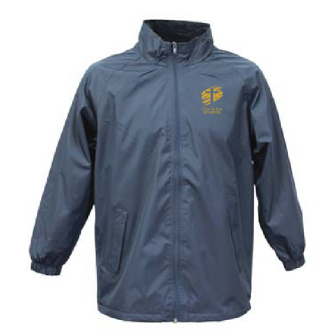 Christ the King | Windbreaker Jacket