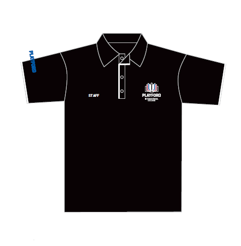 Playford IC | Staff Yarra Polo Black