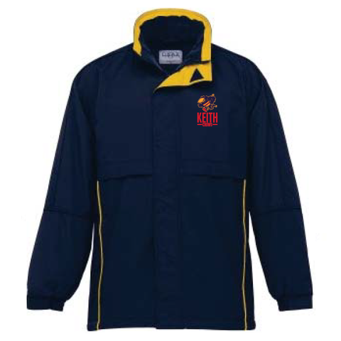 Keith Crows FC | Anorak Jacket