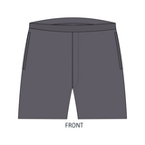 St Brigid's CS | Elastic Back Shorts - Grey