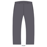St Brigid's CS | Flat Back Trousers - Grey