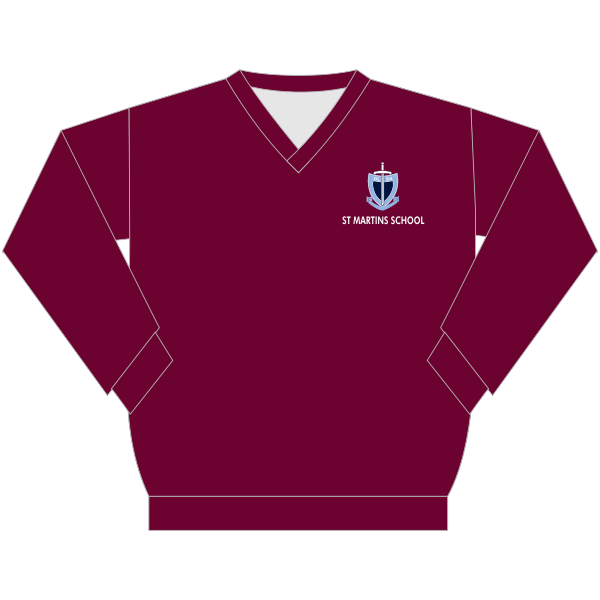 St Martin's Catholic PS | Woollen Jumper
