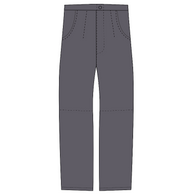 St Francis of Assisi | Formal Trousers - Grey