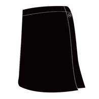 Burnside PS | Woven Skort - Black