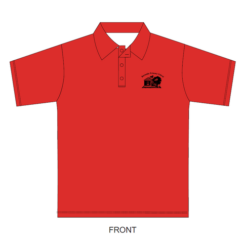Burnside PS | Sport Polo - FLOREY