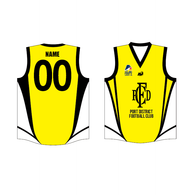 Port Districts Football Club | Reversible Training Guernsey