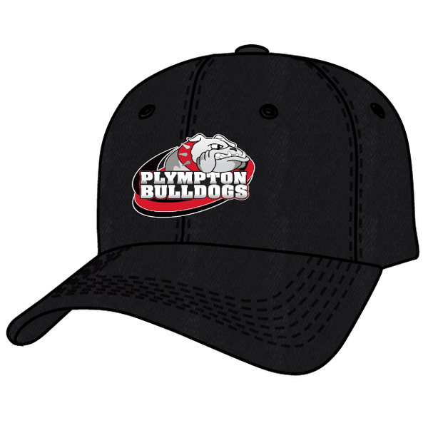 Plympton FC (P&S) | Baseball Cap - Bulldog