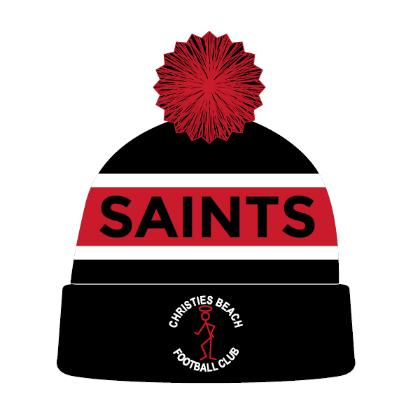 Christies Beach FC (P&S) | Pom-Pom Beanie