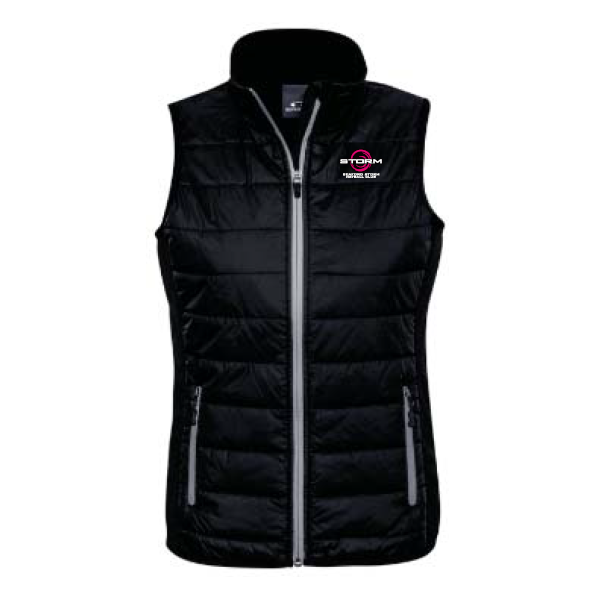 Seaford Storm NC | Puffer Vest - Mens