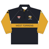 West Torrens CC | Mens T20 Polo - Long Sleeve