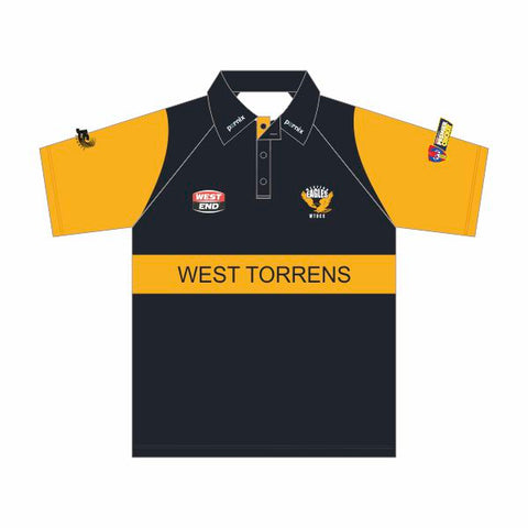 West Torrens CC | Mens T20 Polo