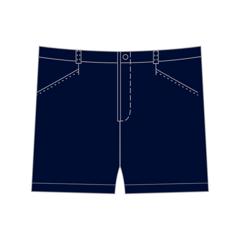 Lockleys North PS | Cuffed Shorts (Tailored)