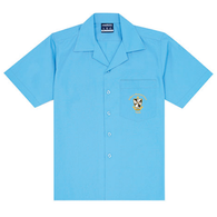 St Mary's Memorial | Girls Summer Shirt - Short Sleeve