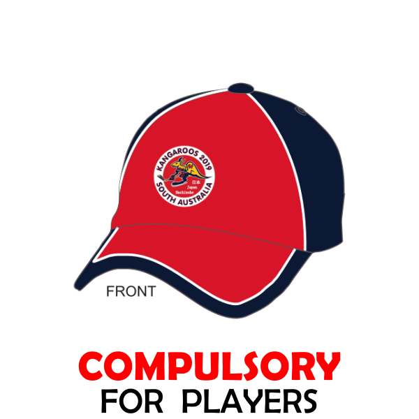 SA Kangaroos Ice Hockey | Player Cap