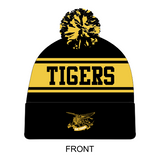 Orange Tigers ARFC | Pom-Pom Beanie