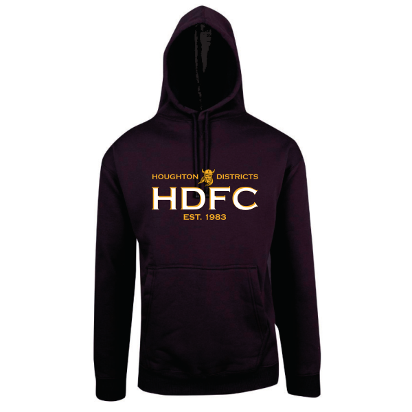 Houghton Districts FC | Fleece Hoodie