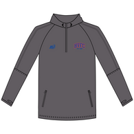 Hope Valley FC | Fusion Polyester Sports Hoodie