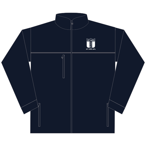 St Ives AFL | Softshell Jacket