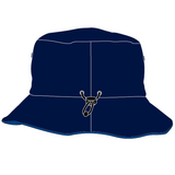 Dernancourt R-7 | Bucket Hat - Navy/Royal