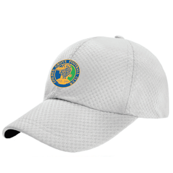 Golden Grove FC | Unstructured Cap - White