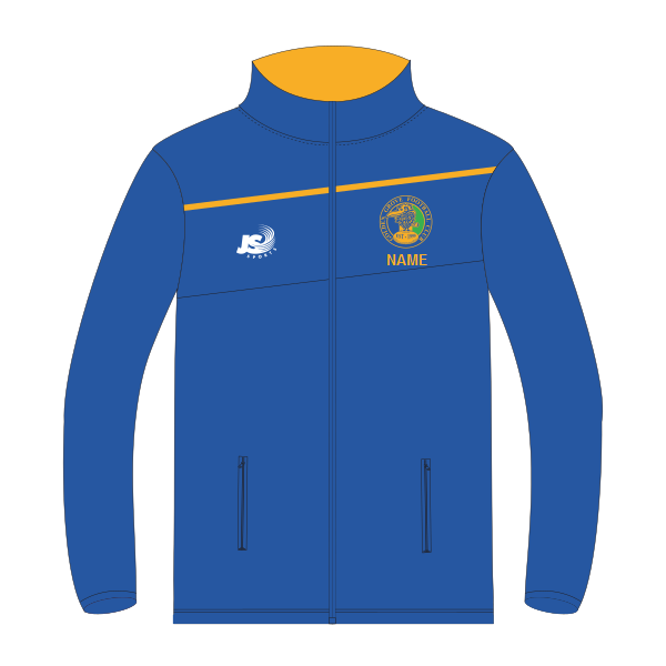 Golden Grove FC | Evolution Rain Jacket