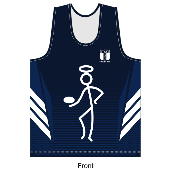 St Ives AFL | Training Singlet