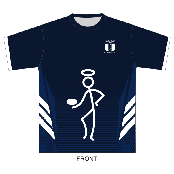 St Ives AFL | Training T-Shirt - SS