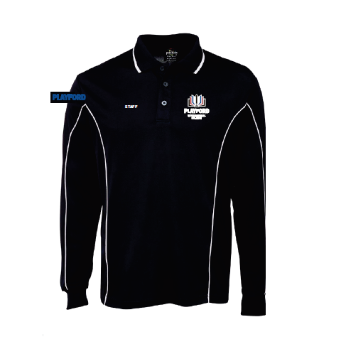Playford IC | Staff Piping Polo