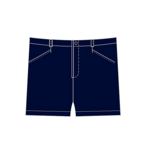 St Mary's Memorial | Girls Adjustable Waist Shorts