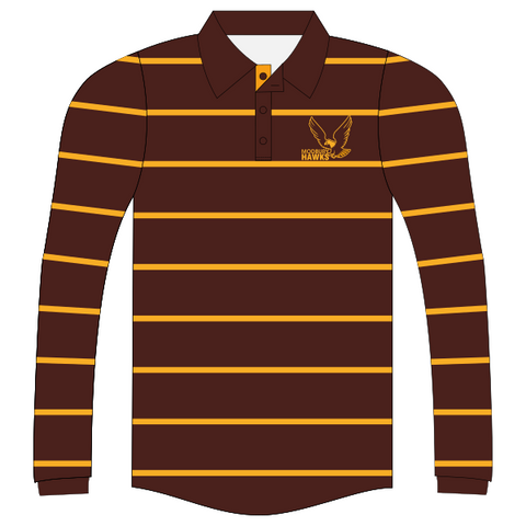 Modbury Hawks (P&S) | Striped Rugby Top
