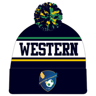Western Strikers SC | Pom-Pom Beanie