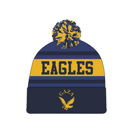 Gaza Eagles (P&S) | Pom-Pom Beanie