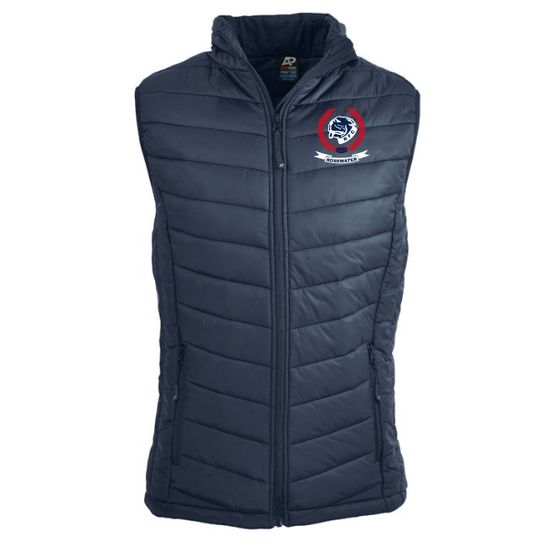 Rosewater FC | Snowy Vest