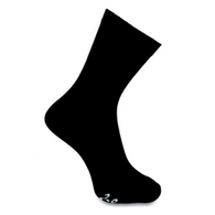 Burnside PS | Calf Socks (2pk) - Black