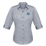 North Broken Hill FC | Ladies Corporate Shirt - Silver