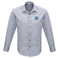 North Broken Hill FC | Mens Corporate Shirt - Silver
