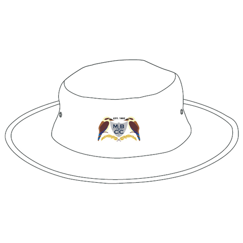 Mount Barker CC | Wide Brim Hat