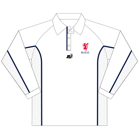 Old Ignatians CC | Playing Polo  - Long Sleeve