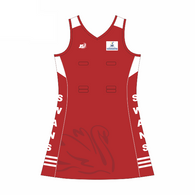 Tamworth Swans AFC | Netball Dress