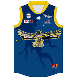 Wanderers FC | Indigenous Round Guernsey