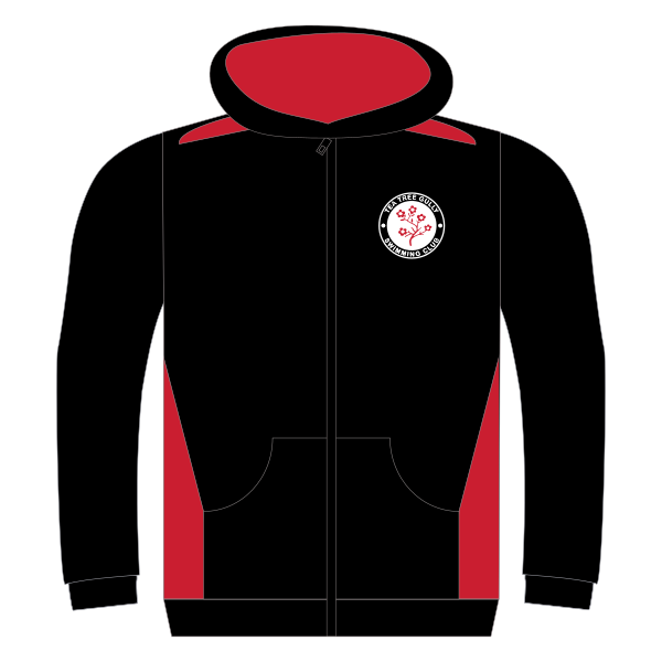 Tea Tree Gully Swim | Zip-Up Hoodie