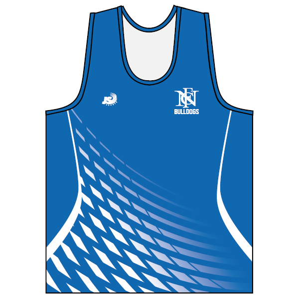 North Broken Hill FC | Training Singlet - Blue