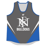North Broken Hill FC | Training Singlet - Grey