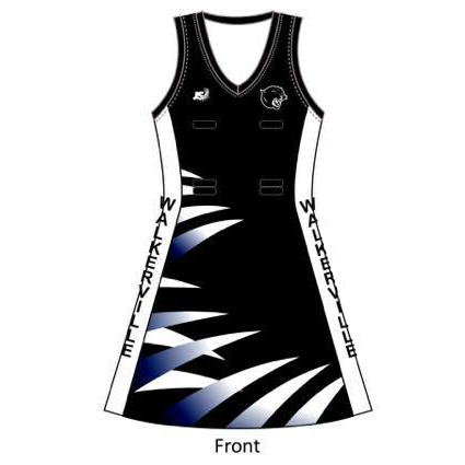 Walkerville NC | Netball Dress