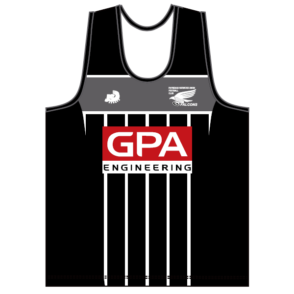 Payneham Norwood Union FC | Mens Training Singlet (unisex)