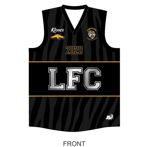 Lobethal FC | 2020 Senior Training Guernsey
