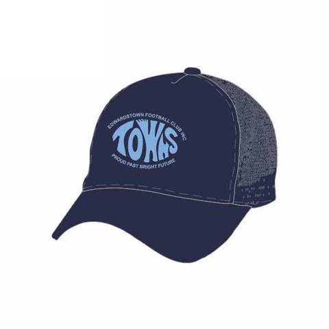 Edwardstown FC | Trucker Cap - Navy