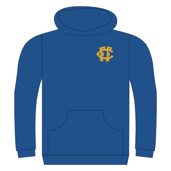 Fitzroy Lions FC (P&S) | Pullover Hoodie
