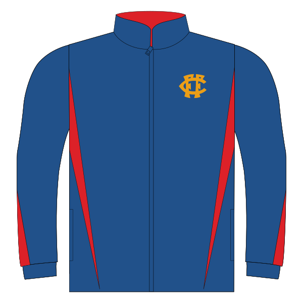 Fitzroy Lions FC (P&S) | Track Jacket