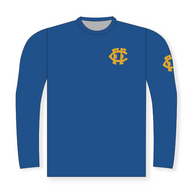 Fitzroy Lions FC (P&S) | Cotton Tee - Long Sleeve